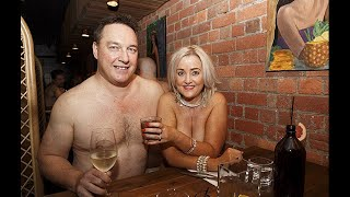 Australia's first NAKED restaurant in Melbourne launches.