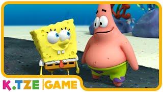 Let's Play Spongebob Schwammkopf auf Deutsch ❖ Ganze Folgen des Nintendo Wii U Spiels | Folge 1.