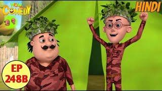 Motu Patlu in Hindi   3D Animated Cartoon Series for Kids   The Best Commandos