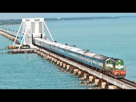 Xxx Mp4 India S MOST DANGEROUS Rail BRIDGE PAMBAN Rameswaram 3gp Sex