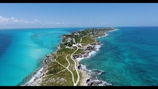 Cancun Isla Mujeres Mexico 2016 DJI Phantom 4 HD 4k Aerial Imagery