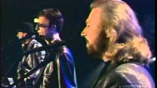 Bee Gees - Live In Sydney ONO 1999 - Alone