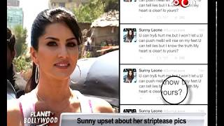 Sunny Leone Talks about her Leaked Video