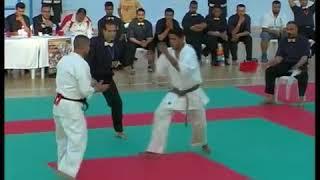 Best Ko:Yahya Sedadi (Tunisia) Vs Khalil Hamden (Lebanon)/ippon by Maochi Geri Chodan