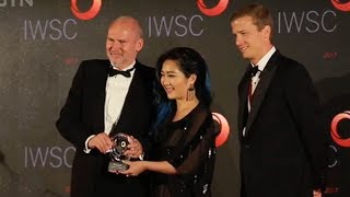 Chinese winery recognized at