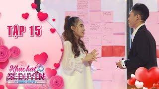Khúc hát se duyên| tập 15: Thanh Duy xếp giấy note xếp thành trái tim để tỏ tình