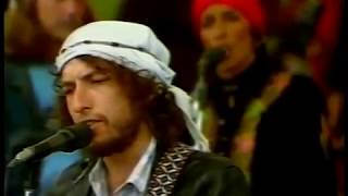 Hard Rain, Bob Dylan Rolling Thunder Revue Fort Collins CO 1976