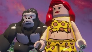 LEGO Batman 3 - Giganta & Gorilla Grodd (Unlock Location & Gameplay)