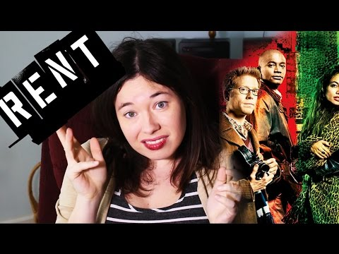 RENT - Look Pretty and Do As Little as Possible: A Video Essay