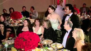 "Andy & Shani´s Wedding ""La Vie en Rose"" - Official Footage HD - عروسی اندی و شینی"