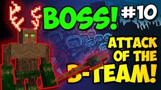 Minecraft: INSANE WITCHERY BOSS!!! - Attack of the B-Team Ep. 10 (HD)
