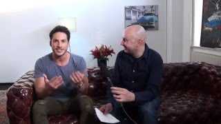 Michael Trevino exclusive Interview new movie OUT OF CONTROL ( The Vampire Diaries )