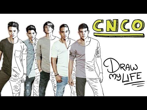 CNCO | Draw My Life