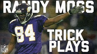 Randy Moss' Trick Play Highlights | #TDTuesday | NFL