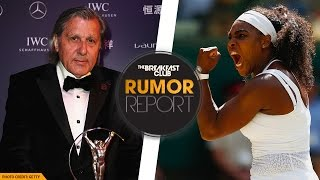 Serena Williams Fires Back At Tennis Champ Ilie Nastase For Racist Comments Toward Her Unborn Child
