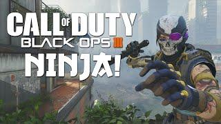 Black Ops 3 - Ninja Montage! #3 (Funny Moments, Ninja Defuses, & Trolling)