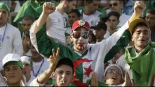 Algerie world cup  Wavin' Flag  K'naan ft. will.i.am  David Guetta