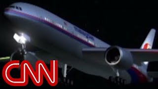 Sounds from inside Flight 370