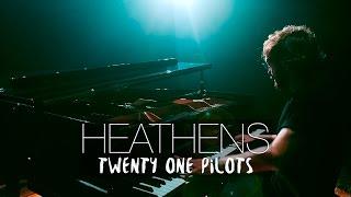 """Heathens"" - Twenty One Pilots (Piano Cover) - Costantino Carrara"