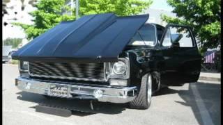 1974 Chevy Truck 502 CID AMAIZING!!!!!