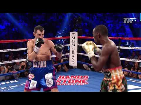 Terence Crawford vs. Viktor Postol | Highlights
