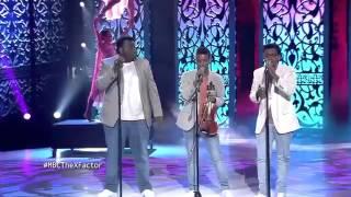 MBC The X Factor  Mounib Band ساعات بشتاق  العروض المباشرة