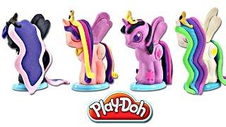 Play doh MY LITTLE PONY Make N
