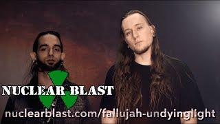 "FALLUJAH - Pre-order ""Undying Light"" (OFFICIAL TRAILER)"
