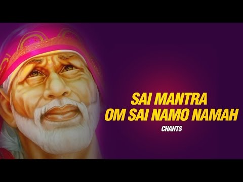 watch Om Sai Namo Namaha, Shree Sai Namo Namaha - by Suresh Wadkar - Sai Mantra Divine chants