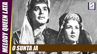 O Sunta Ja - Lata Mangeshkar - HALAKU - Pran, Meena Kumari