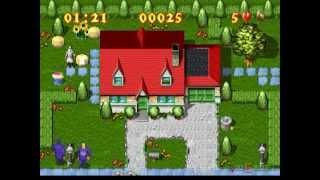 Inspector Gadget: Gadget's Crazy Maze - Gameplay PSX / PS1 / PS One / HD 720P (Epsxe)
