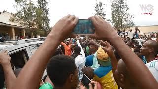 Diamond platnumz - Alivyofunga mtaa Rwanda/kigali