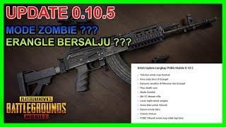 UPDATE PUBGM 0.10.5 MAP ERANGLE JADI SALJU??? - PUBGM INDONESIA