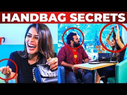 Xxx Mp4 Kiki 39 S Handbag Secrets Amp Favourite Crown Revealed What 39 S Inside The HANDBAG 3gp Sex