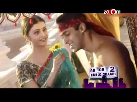 Salman & Sheila make a jodi!
