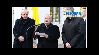 News Chile prosecutors raid Catholic Church offices amid sex abuse probe