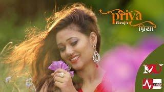 New Nepali Song Priya by Firoj Timalsina feat Nishant Shah & Sruti Rana
