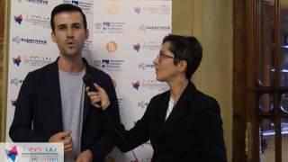 IMW 2016: l'intervista a Uljan Sharka