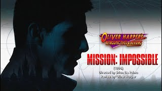 Mission Impossible (1996) Retrospective / Review