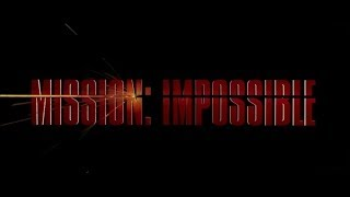 Official Trailer: Mission Impossible (1996)