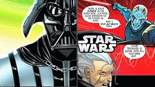 Darth Vader SAVES Jocasta Nu from DEATH (CANON) - Star Wars Explained COMIC