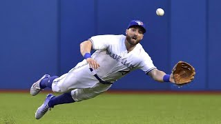 Pillar a lock for starting in centre field in 2018?