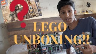 LEGO CREATOR SET OPENING!! Unboxing And Review!! ( Special Preview at the end)