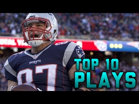 Top 10 Plays NFL 2016 17 Week 14