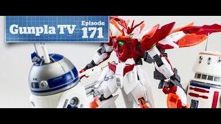 Gunpla TV - 171 - Wing Gundam Zero Honoo! MG Double X preview! - Hlj.com