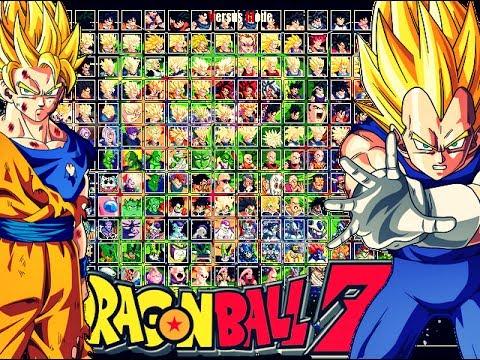 Dragon Ball Z Battle of Z Mugen Download by Ryuuji Hagane