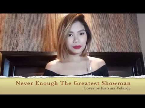 Top 10 Best Never Enough The Greatest Showman Covers of February and March, 2018