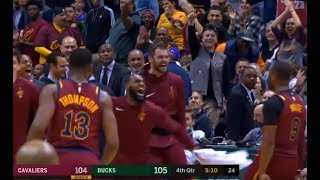 NBA HYPE Moments 2017-2018 Season