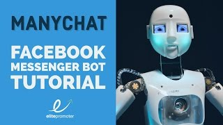Manychat Tutorial - How To Setup A Facebook Messenger Bot