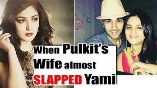 Pulkit Samrat's wife Shweta Rohira 'slaps' actress Yami Gautam